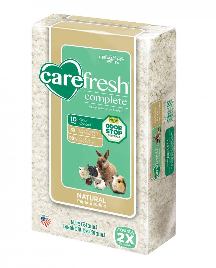 Carefresh/Healthy Pet Carefresh Ultra White Bedding 50Lt