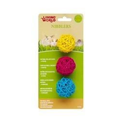 Hagen Hagen Living World Nibblers Willow Chews Balls