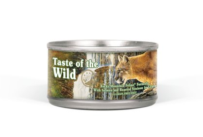 Taste Of The Wild Taste of the Wild Rocky Mountain Canned Cat Food 24/3oz