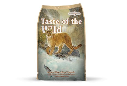 Taste Of The Wild Taste Of The Wild Canyon River Feline Formula Dry Cat Food 5 Lb.