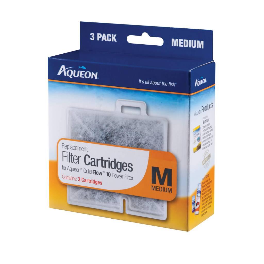 Aqueon Aqueon Filter Cartridge Medium 3pk