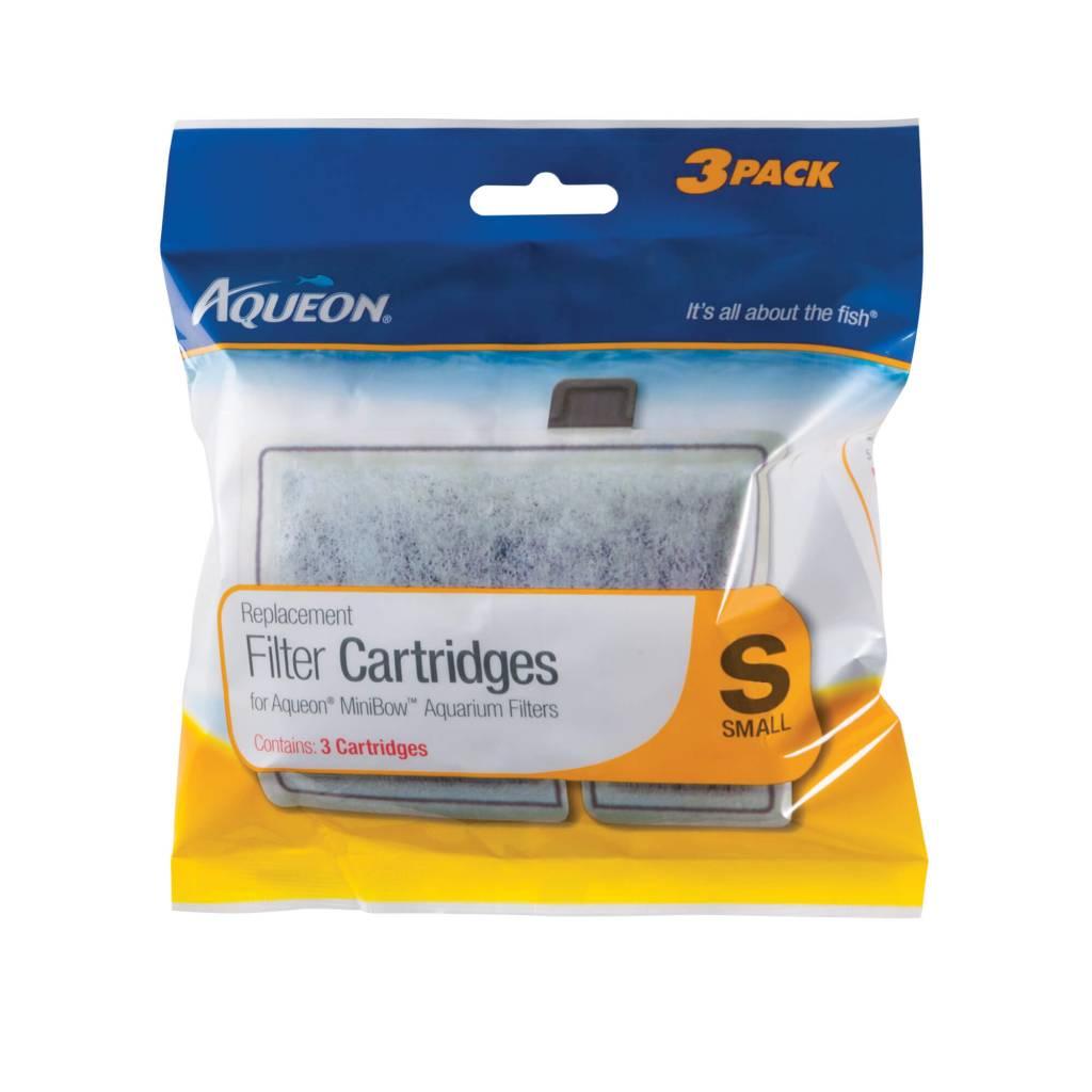 Aqueon Aqueon Filter Cartridge Small 3pk