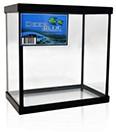 Deep Blue Deep Blue Professional Glass 2-way Standard Tall Betta Aquarium Tank 1 Gal