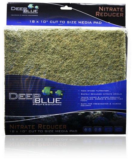 "Deep Blue Deep Blue Nitrate Remover Pad 18x10"""