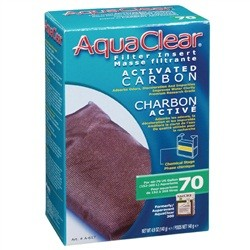 Hagen Hagen AquaClear 70 Activated Carbon Filter Insert