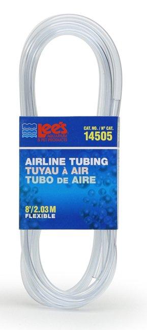 Lees Lees Air Tubing Clear 8'
