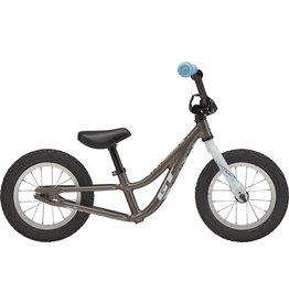 "GT Bikes GT Vamoose Balance Bike 12"" Gun Metal"