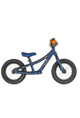 "Scott SCOTT Roxter Walker 12"" Balance Bike Dark Blue"