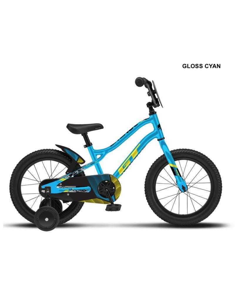 """GT Bikes GT Grunge 16"""" Blue"""
