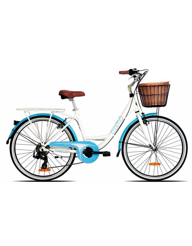Torpado Como 7sp Comfort Bike