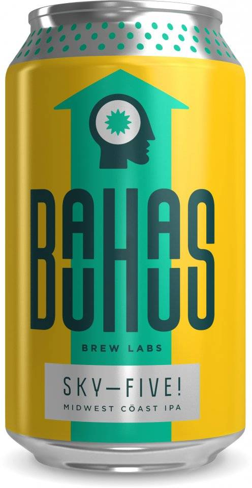Bauhaus BAUHAUS SKY FIVE IPA 12 PK CAN