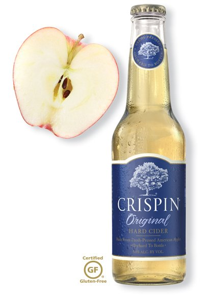CRISPIN ORIGINAL CIDER 16 OZ 4 PK CAN