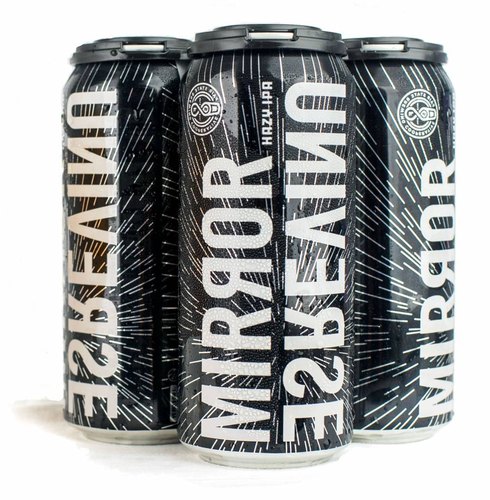Fair State Brewing Cooperative FAIR STATE MIRROR UNIVERSE IPA 4 PK CAN