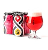 Fair State Brewing Cooperative FAIR STATE ROSELLE SOUR ALE 4 PK CAN