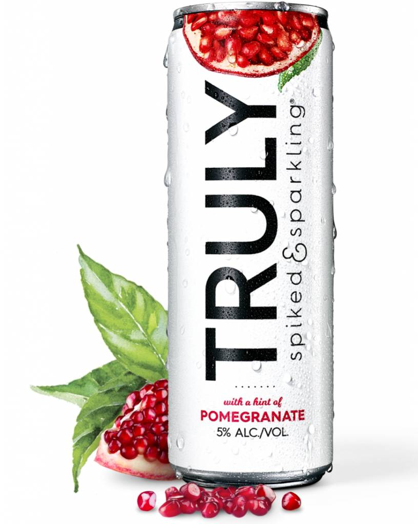TRULY SPIKED POMEGRANATE 6 PK CAN