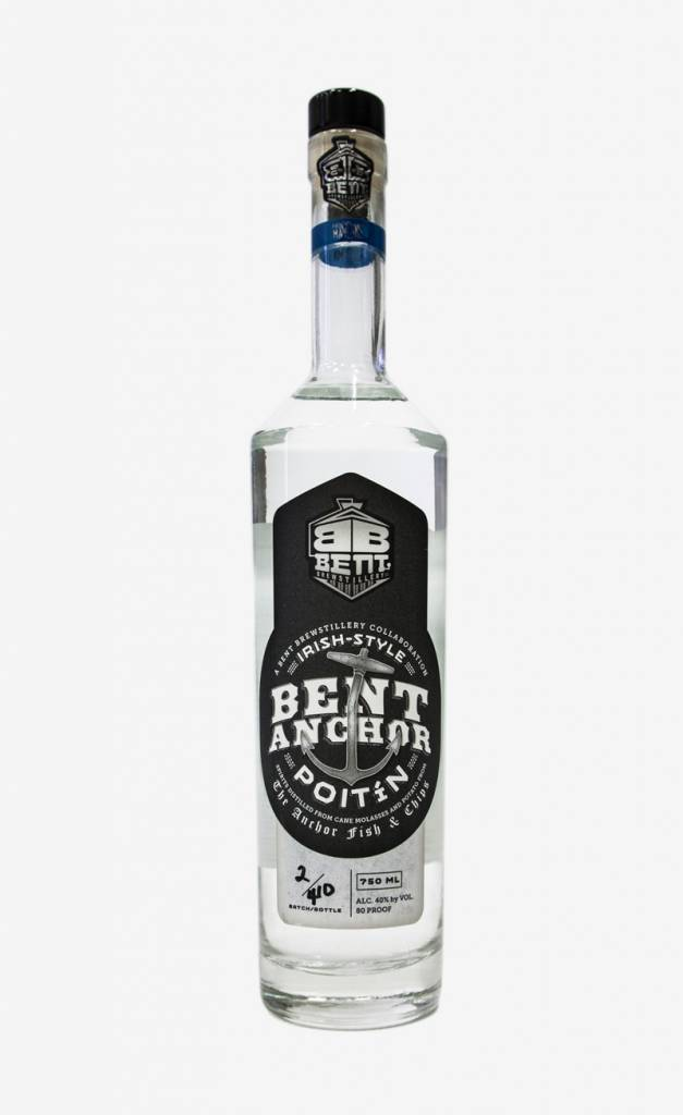 BENT ANCHOR POITIN 750ML