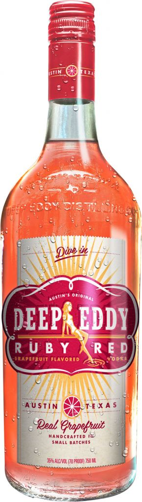 DEEP EDDY RUBY RED VODKA LITER
