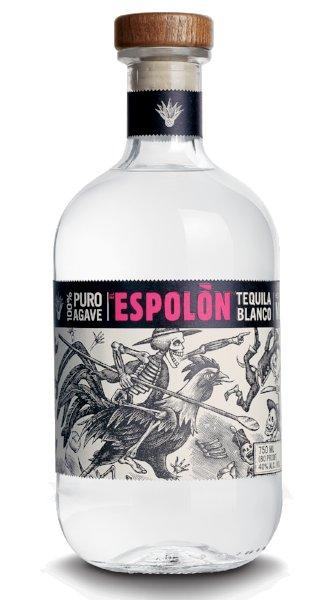 ESPOLON BLANCO TEQUILA 750ML