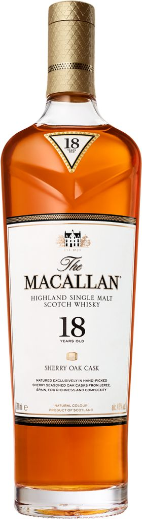 MACALLAN 18 YEAR 750ML