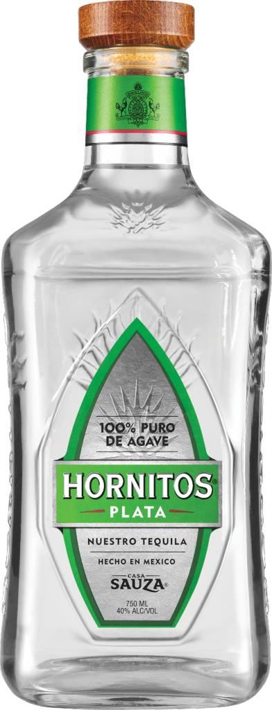 HORNITOS PLATA 750ML