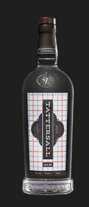 TATTERSALL GIN 750ML