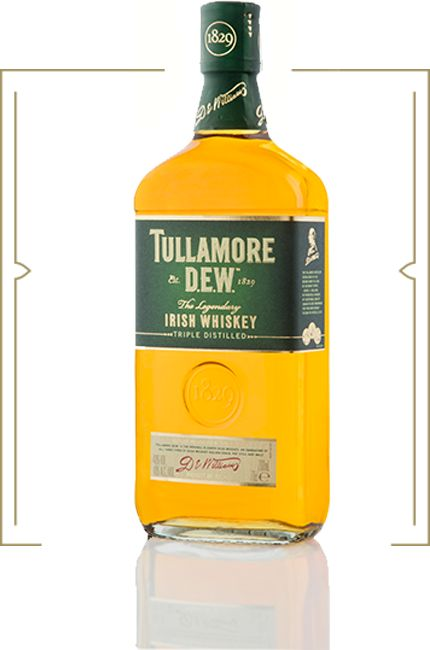 TULLAMORE DEW 750ML