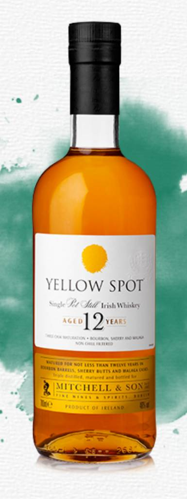 YELLOW SPOT IRISH 12 YEAR 750ML