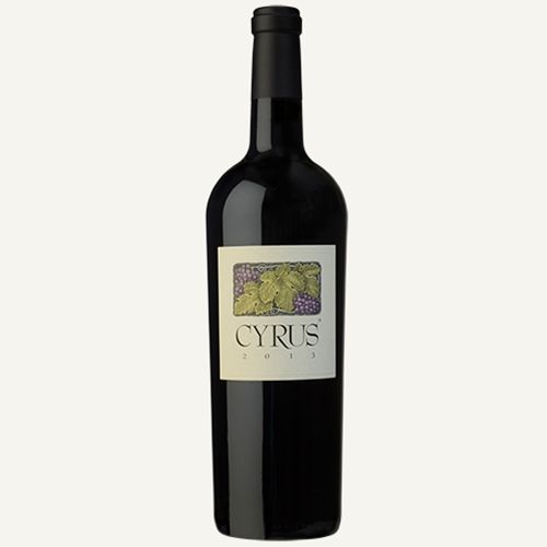 ALEXANDER VALLEY VINEYARDS CYRUS CABERNET SAUVIGNON 750ML
