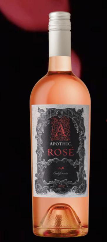 APOTHIC ROSE 750ML