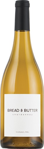 BREAD AND BUTTER CHARDONNAY 750ML