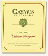 CAYMUS SELECT CABERNET SAUVIGNON 750ML