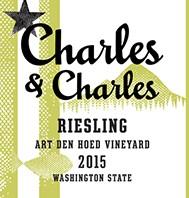 CHARLES & CHARLES RIESLING 750ML