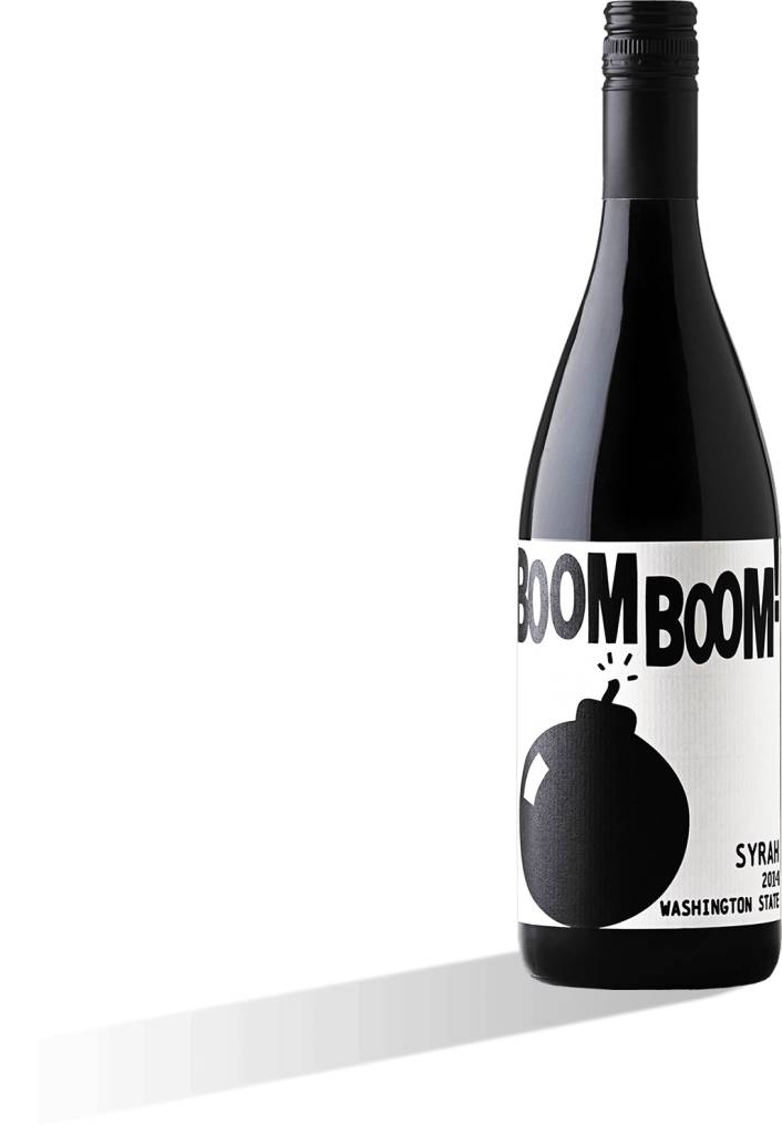 CHARLES SMITH BOOM BOOM SYRAH 750ML