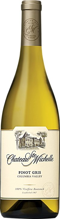 CHATEAU STE MICHELLE PINOT GRIS 750ML