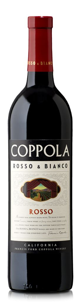 COPPOLA PRESENTS ROSSO 750ML