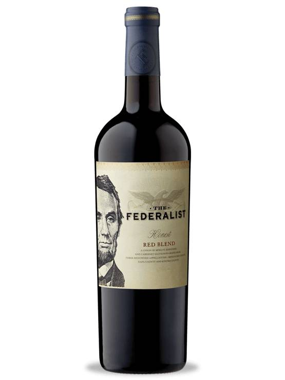 THE FEDERALIST RED BLEND 750ML