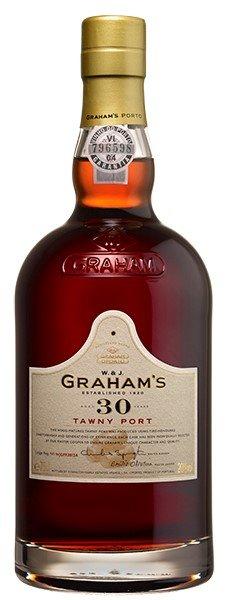 GRAHAMS 30 YEAR TAWNY PORTO 750ML