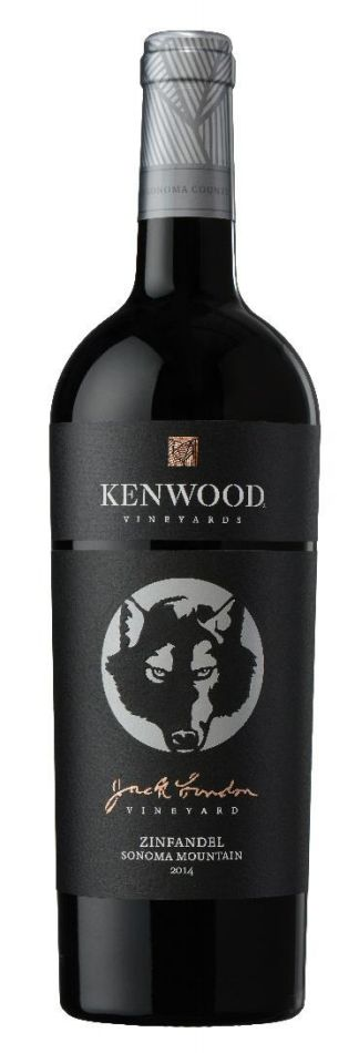 KENWOOD JACK LONDON ZINFANDEL 750ML