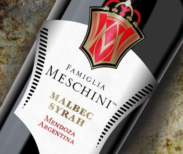 MESCHINI MALBEC SYRAH 750ML