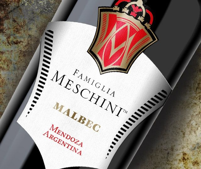 MESCHINI MALBEC 750ML
