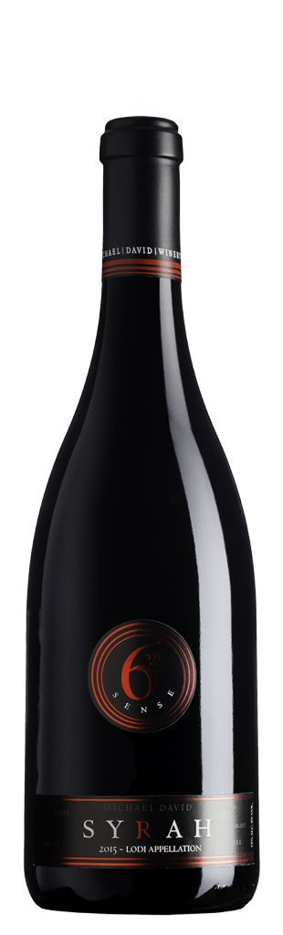 MICHAEL DAVID 6TH SENSE SYRAH 750ML