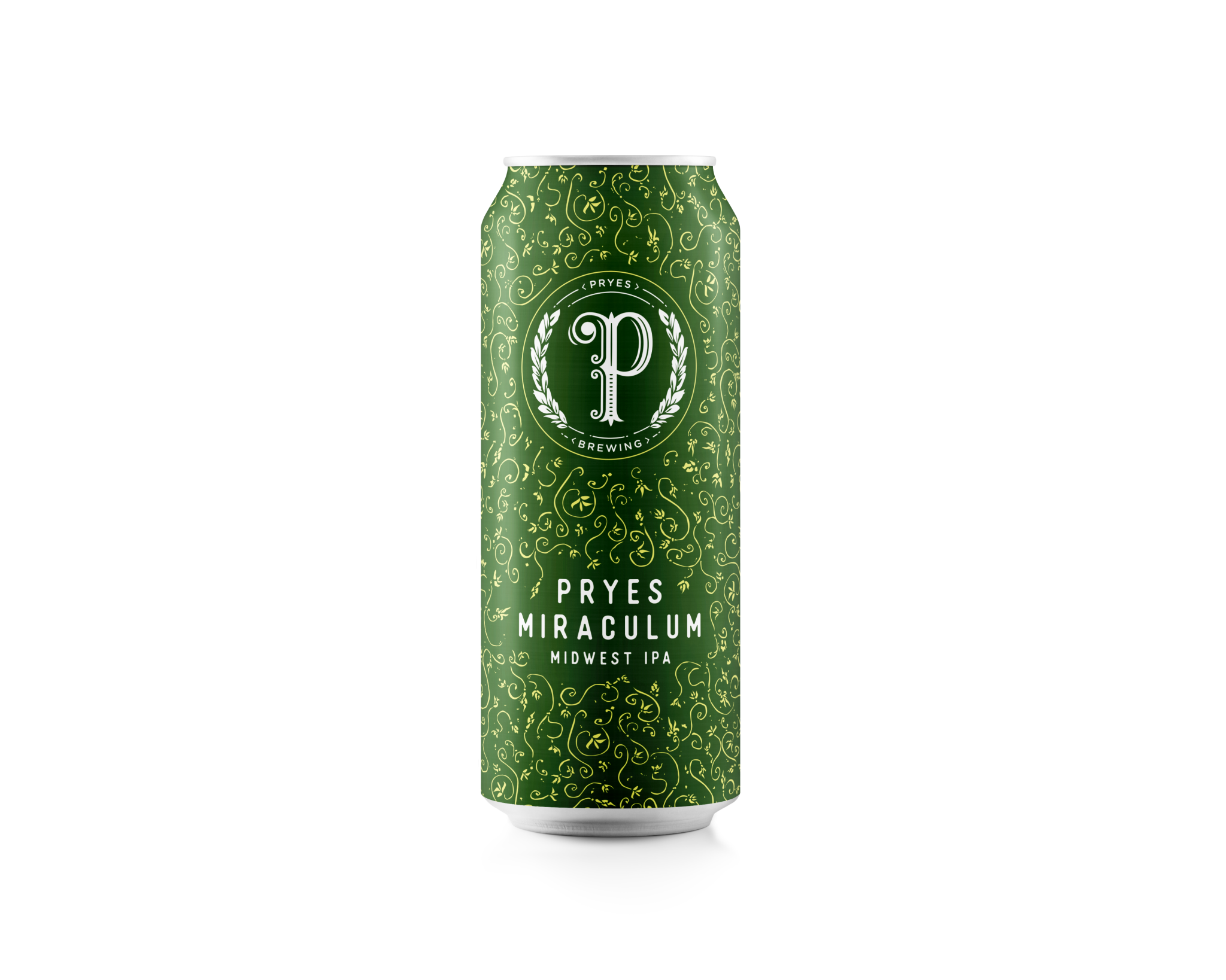 Pryes Brewing PRYES BREWING MIRACULUM MIDWEST IPA 4 PK CAN