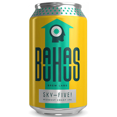 Bauhaus BAUHAUS SKY FIVE IPA 6 PK CAN