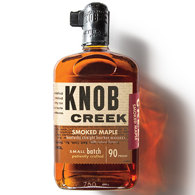 KNOB CREEK MAPLE 750ML