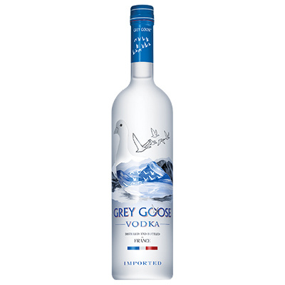 GREY GOOSE VODKA LITER