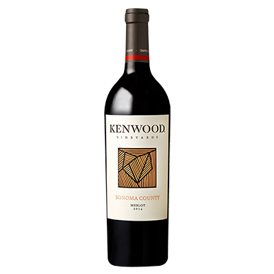 KENWOOD SONOMA MERLOT 750ML