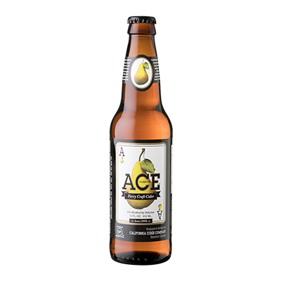 Ace Cider ACE PEAR CIDER 6 PK BTL