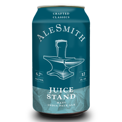 Alesmith Brewery ALESMITH JUICE STAND HAZY IPA 6 PK CANS