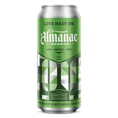 Almanac Beer Co. ALMANAC LOVE HAZY IPA 4 PK CANS
