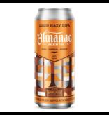 Almanac Beer Co. ALMANAC LOUD! HAZY DOUBLE IPA 4 PK CANS